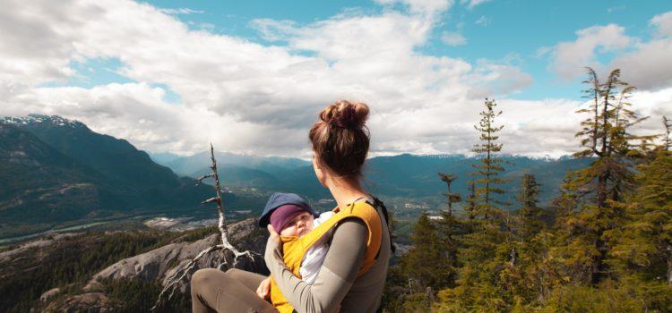 Babywearing: l'emozione del portare.
