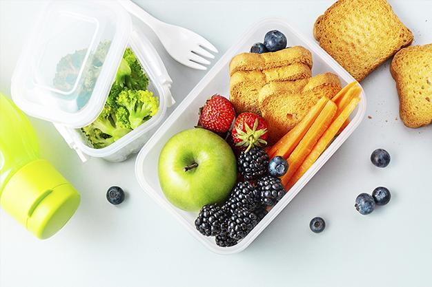 Una lunch-box perfetta!
